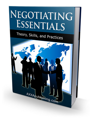 Pay for Negotiating Essentials PLR Ebook : Theory, Skills, and Practices - Self Improvement
