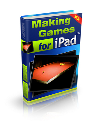 Pay for New! Making Games For The iPad With Resale Rights