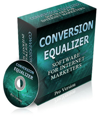 Pay for Conversion Equalizer Pro Version - Create Custom Landing Pages for Google AdWords