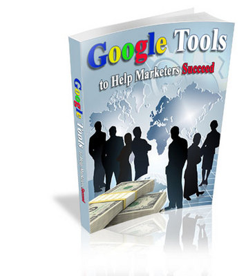 Pay for Google Tools to Help Marketers Succeed - Get Your Website Listed On The First Page Of Google