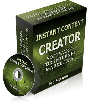 Pay for Instant Content Creator Pro - Shortcut To Creating Winning Articles