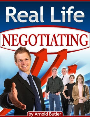 Pay for How to Become a Real Life NEGOTIATOR - Audio Bonus Included!