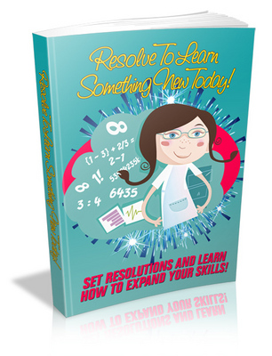 Pay for Resolve To Learn Something New Today -  Learn How To Expand Your Skills & Broaden Your Mind