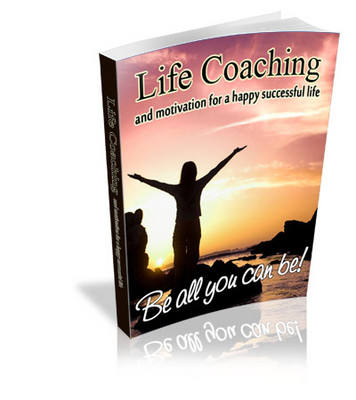 Pay for Life Coaching and Motivation: Take Control of Your Life (MRR eBook)