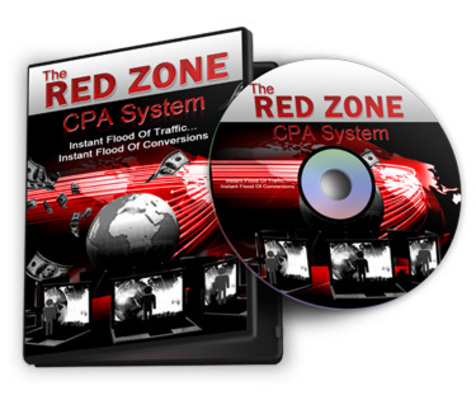 Pay for Red Zone CPA System: Instant Flood Of Traffic & Conversions - Videos and eBook