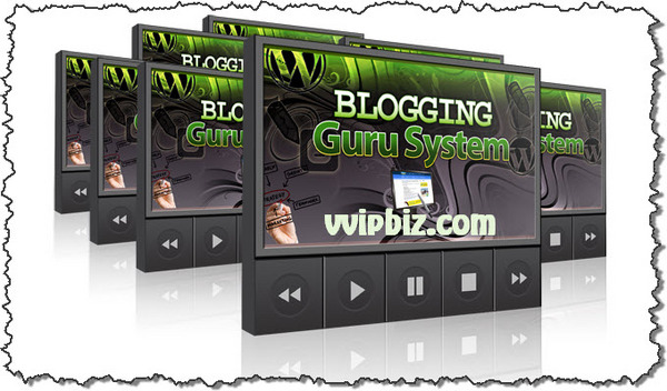 Pay for Blogging Guru System Video Course With Reseller Rights