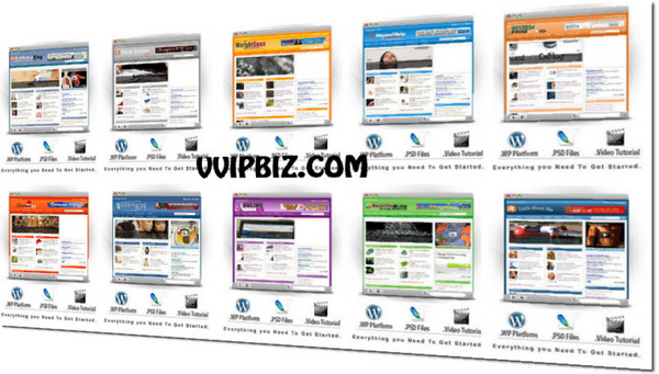Pay for Niche Blogger V4 Package (Private Label Resell Rights)