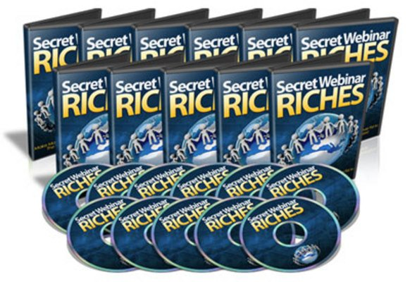 Pay for Secret Webinar Riches Video Course - Start Your Own Business Seminar