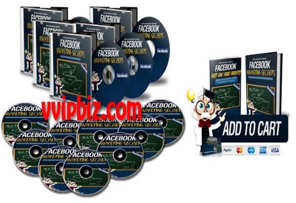 Pay for Facebook Marketing Secrets eCourse (eBook and Audio + Bonus)