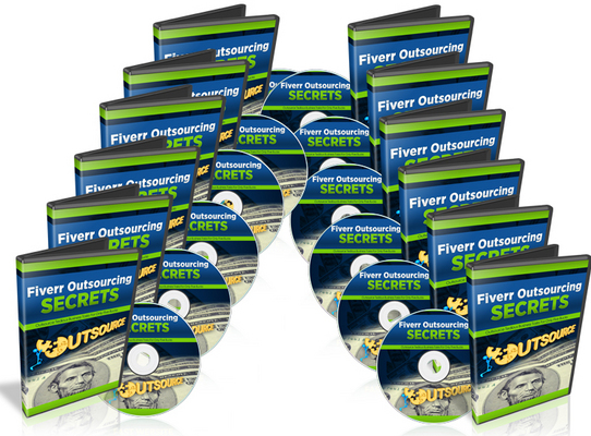 Pay for Outsource: Fiverr Outsourcing Secrets Video Course (Resale Rights Included)
