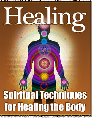 Pay for Healing - Spiritual Techniques for Healing the Body PLR Ebook