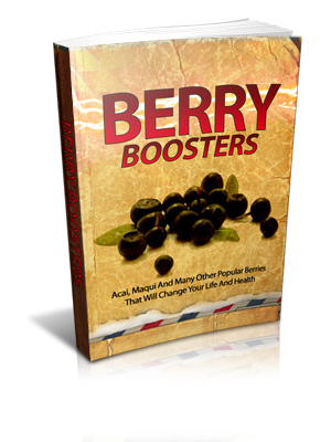 Pay for Berry Boosters - Acai, Maqui.. Change Your Life And Health