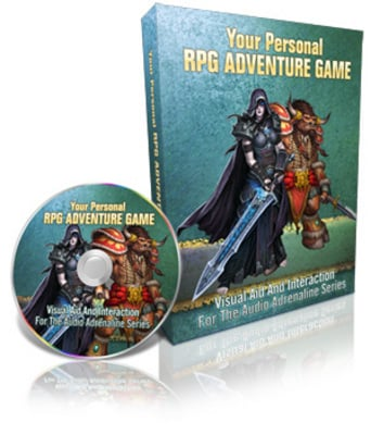 Pay for Your Personal RPG Adventure Game Visual Aid And Interaction - Audio And Video