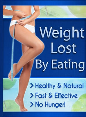 Pay for Weight Loss by Eating PLR Ebook  - Private Label Rights