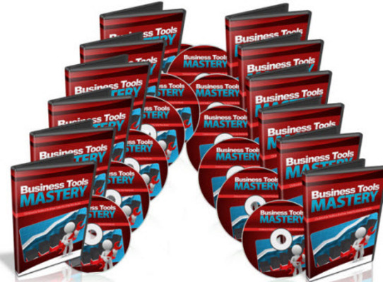 Pay for Business Tools Mastery Video Course - Resale Rights