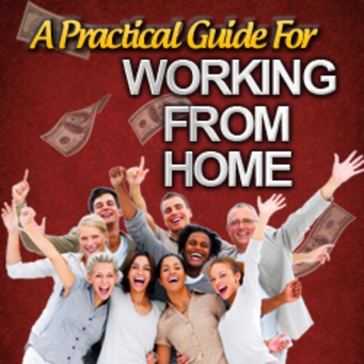 Pay for A Practical Guide for Working from Home Unrestricted PLR