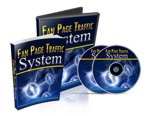 Pay for Fan Page Traffic System Multi-Media Course
