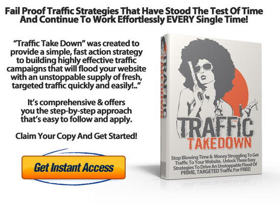 Pay for Traffic TakeDown - Create An Unstoppable Flood Of Targeted FREE Traffic...