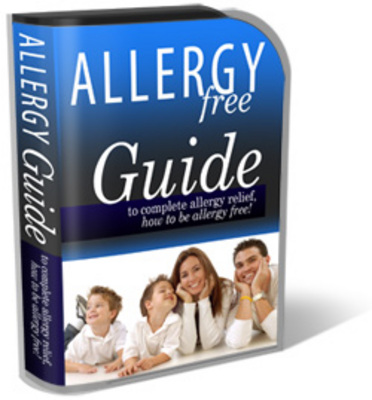 Pay for Allergy Relief Website Templates PLR Pack