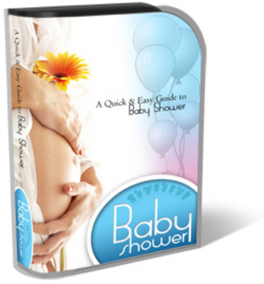 baby shower website templates plr pack download pictures graphics