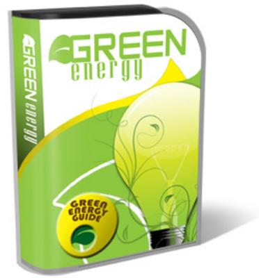 Pay for Green Energy Website Template Plr Pack