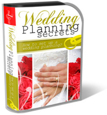 Wedding Planner Samples