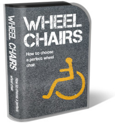 Pay for Wheel Chair Website Template PLR Pack