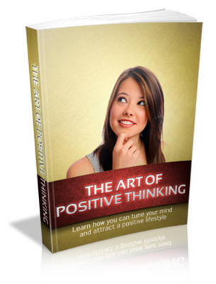 Pay for Art Of Positive Thinking MRR Ebook