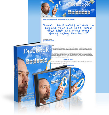 Pay for Facebook for Business with Master Resell Rights