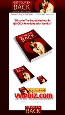 Pay for Get Your Ex Back Plr Minisite Templates & PLR Ebook Package
