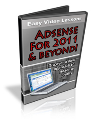 Pay for Adsense For 2011 & Beyond Video Course