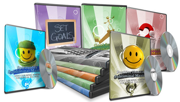 Pay for Subliminal Mantra Video Series MRR Package