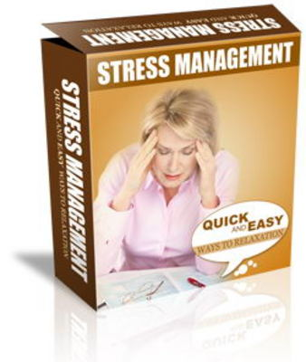 Pay for Stress Management Mini Site Templates PLR Pack
