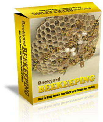 Pay for Beekeeping Website Templates PLR Pack