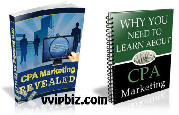 Pay for CPA Marketing Revealed PLR Ebook