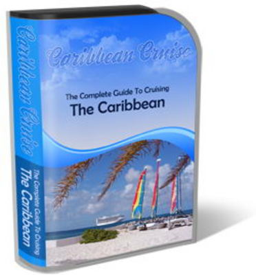 Pay for Caribbean Cruise Website Template