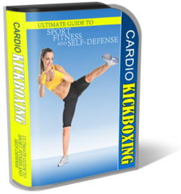 Pay for Cardio Kickboxing Website Template - PLR