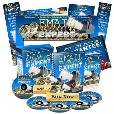 Pay for Email Marketing Expert Minisite Web Template MRR