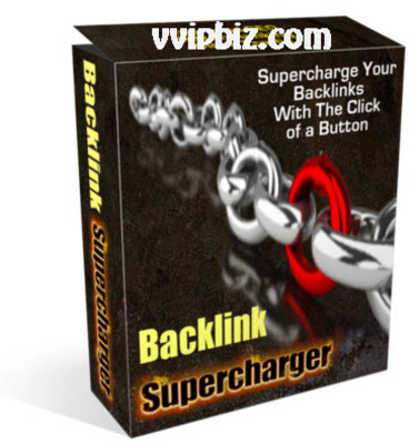 Pay for Backlink Supercharger MRR - Giveaway Rights