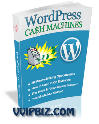 Pay for WordPress Cash Machines MRR Package
