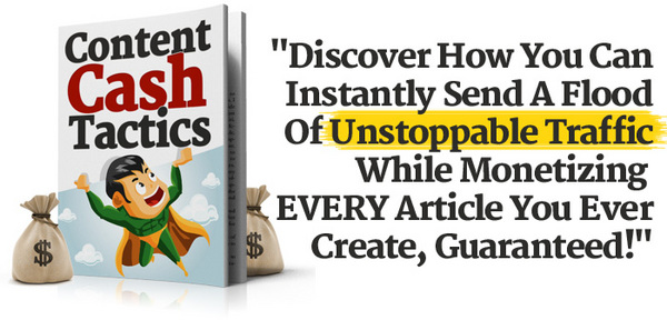 Pay for Content Cash Tactics With Article Spinner