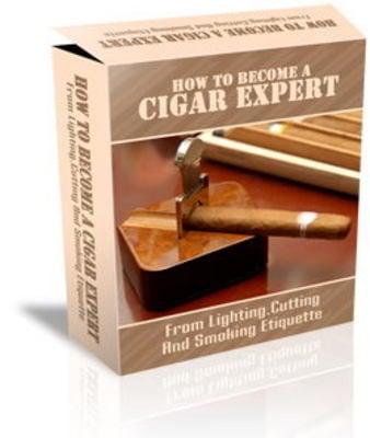 Pay for Cigar Expert Website Template