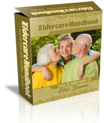 Pay for Elder Care Website Templates PLR Pack