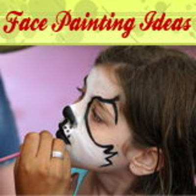 Pay for Face Painting Website Templates PLR Pack