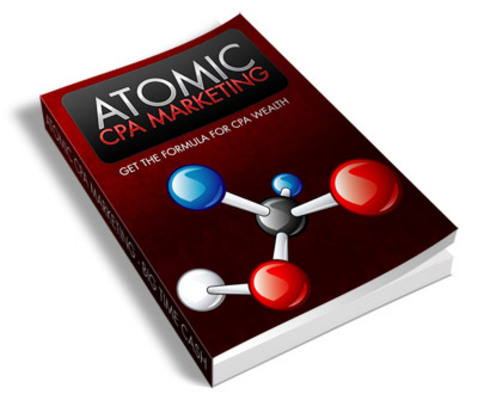 Pay for Atomic CPA Marketing PLR Ebook