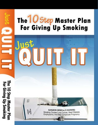 Pay for Stop Smoking - 10 Step Master Plan For Giving Up Smoking
