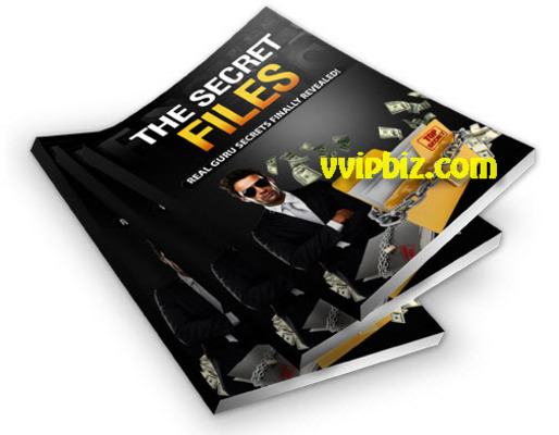 Pay for The Secret Files of Barber Doolereze MRR Ebook