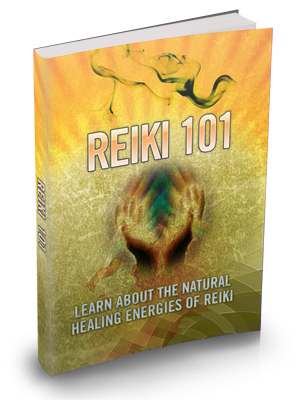 Pay for Reiki 101 - Natural Healing Energies Of Reiki MRR Ebook