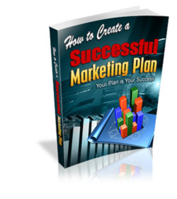 Pay for How to Create a Successful Marketing Plan MRR Ebook