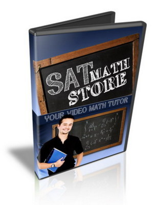 Pay for SAT Math - Cartesian Plane Videos Course Pack 1